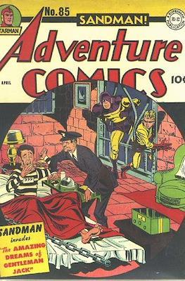 New Comics / New Adventure Comics / Adventure Comics (1935-1983; 2009-2011) (Saddle-Stitched) #85