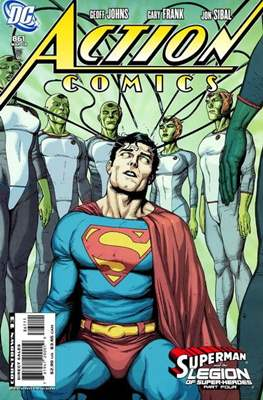 Action Comics Vol. 1 (1938-2011; 2016-) (Comic Book) #861