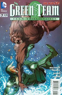 The Green Team: Teen Trillionaires (2013-2014) (Grapa) #7