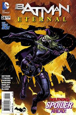 Batman Eternal (2014-2015) (Comic-Book) #24