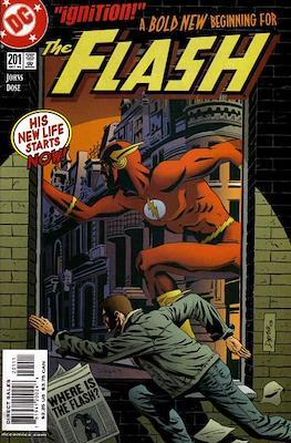 The Flash Vol. 2 (1987-2006) (Comic Book) #201