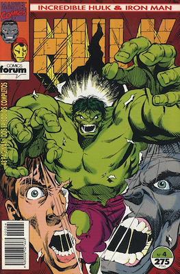 Hulk & Iron Man (1993) (Grapa 48 pp) #4