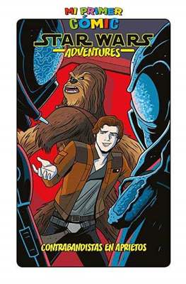 Star Wars Adventures - Mi primer Cómic #4