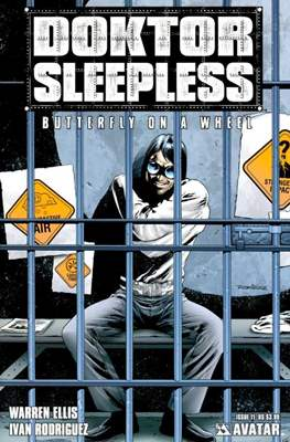 Doktor Sleepless (Comic-book) #11