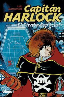 Capitán Harlock - El Pirata Espacial (Rústica con sobrecubierta 192 pp) #5