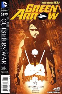 Green Arrow vol. 5 (2011-2016) (Comic-Book) #26