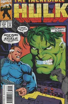 The Incredible Hulk Vol.1 (Saddle-stitched. 1962-1999) #410