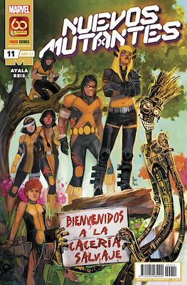 Nuevos Mutantes (2020-) (Grapa) #11