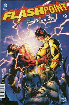 Flashpoint (Grapas) #5