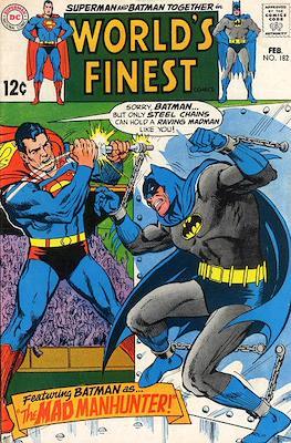 World's Finest Comics (1941-1986) (Grapa) #182