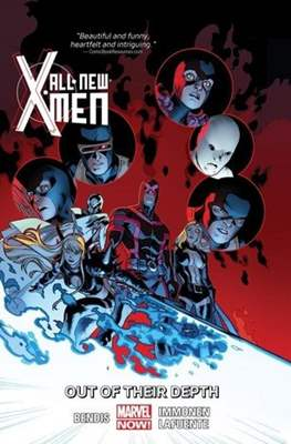 All-New X-Men (Softcover) #3
