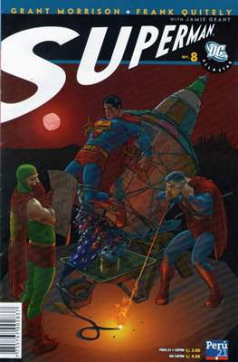 All-Star Superman (Grapa) #8