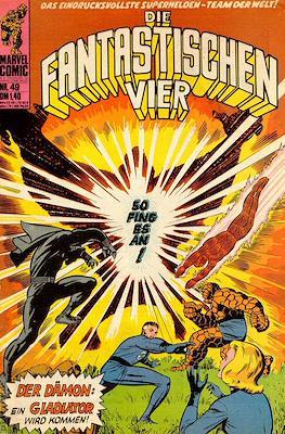 Die Fantastischen Vier (Heften) #49