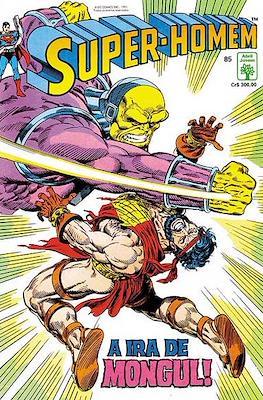 Super-Homem. 1ª série (Formatinho grampo) #85