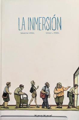 La inmersión (Cartoné 80 pp Color)