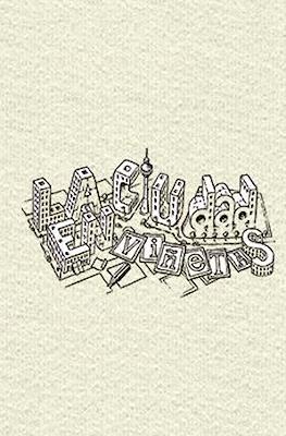 La ciudad en viñetas (4 serigrafías) #3