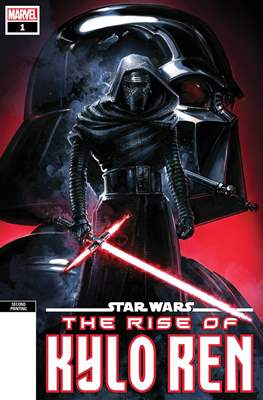 Star Wars: The Rise Of Kylo Ren (Variant Cover)