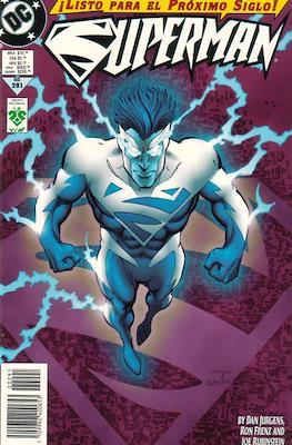 Supermán (1986-2001) (Grapa) #291