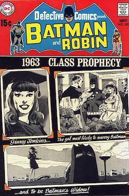 Detective Comics Vol. 1 (1937-2011; 2016-) (Comic Book) #391
