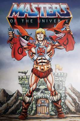 Masters of the Universe (2020) (Grapa 6 pp) #2