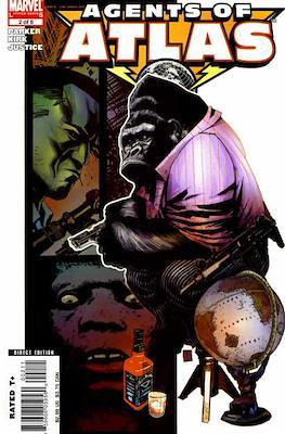Agents of Atlas Vol. 1 (2006) #2