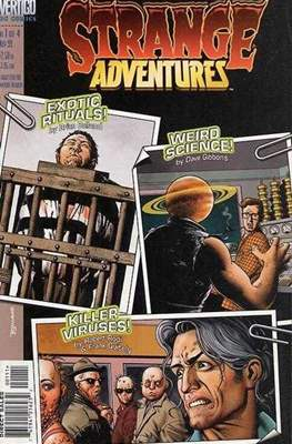Strange Adventures (Comic Book. 1999 - 2000) #1