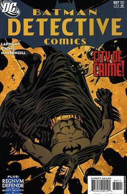 Detective Comics Vol. 1 (1937-2011; 2016-) (Comic Book) #807