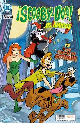 ¡Scooby-Doo! y sus amigos (Grapa 24 pp) #8