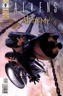Aliens: Alchemy (Saddle-stitched. 1997) #3