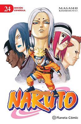 Naruto (Rústica con sobrecubierta) #24