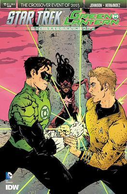 Star Trek/Green Lantern: The Spectrum War (Comic-Book/Digital) #2