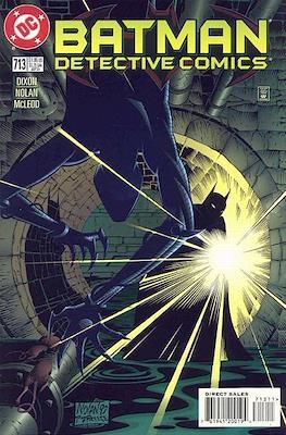 Detective Comics Vol. 1 (1937-2011; 2016-) (Comic Book) #713
