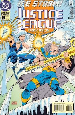 Justice League / Justice League International / Justice League America (1987-1996) (Comic-Book) #85