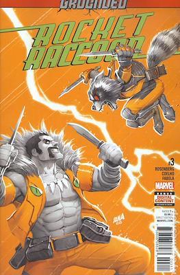 Rocket Raccoon (2016-2017) (Comic-book) #3