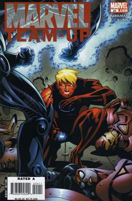 Marvel Team-Up Vol. 3 (Comic-Book) #24