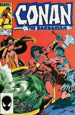 Conan The Barbarian (1970-1993) (Comic Book 32 pp) #159