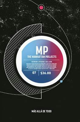 The Manhattan Projects (Grapa) #7