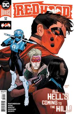 Red Hood and the Outlaws Vol. 2 #52