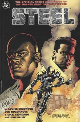 Steel - Official Comic Adaptation