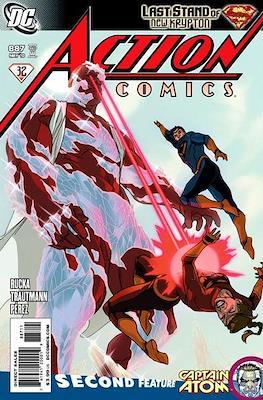 Action Comics Vol. 1 (1938-2011; 2016-) #887