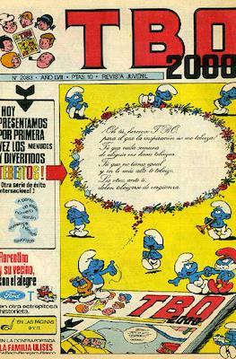 TBO 2000 - El TBO (Grapa) #2083