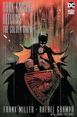 Dark Knight Returns: The Golden Child (Variant Covers) (Comic Book) #1.2