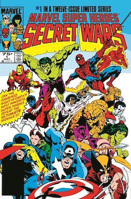Marvel Super Heroes Secret Wars (Comic Book) #1