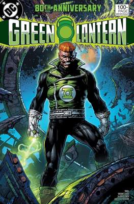 Green Lantern 80th Anniversary 100-Page Super Spectacular #1 (Variant Cover) (Softcover 100 pp) #1.4