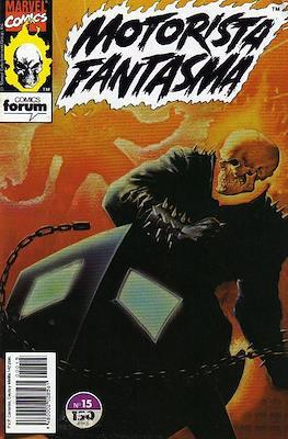 Motorista Fantasma (1991-1994) (Grapa. 17x26. 24 páginas. Color. (1991-1994).) #15