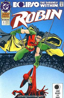 Robin Annual Vol. 4 (1992 - 2007) #1