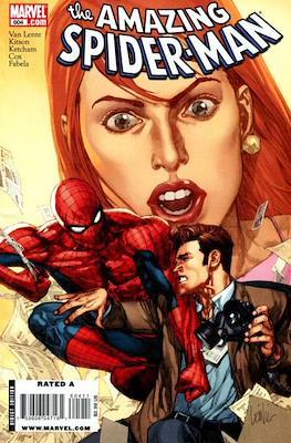 The Amazing Spider-Man Vol. 2 (1999-2014) (Comic-Book) #604
