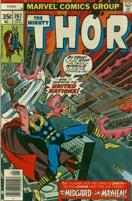Journey into Mystery / Thor Vol 1 (Comic Book) #267