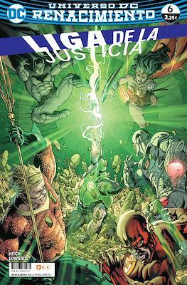 Liga de la Justicia. Nuevo Universo DC / Renacimiento (Grapa) #61 / 6