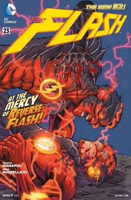 The Flash Vol. 4 (2011-) (Digital) #23